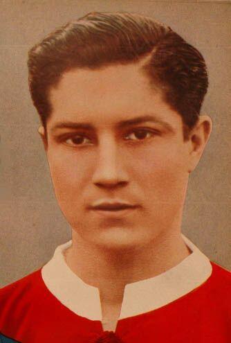El paraguayo Arsenio Erico es el máximo anotador en Argentina, co...
