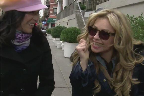 Thalía tiene casi 15 años viviendo en Nueva York y confesó que le encant...