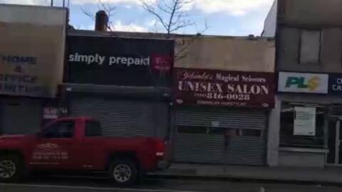 'Nueva York en un Minuto': residentes y propietarios de negocios del áre...