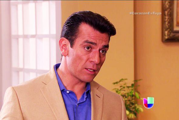 Ana tiene razón Fernando, ahora eres un hombre casado y no tienes por qu...