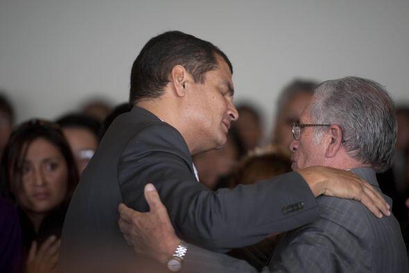 El analista político y docente de la Universidad Andina, Hernán Reyes, d...