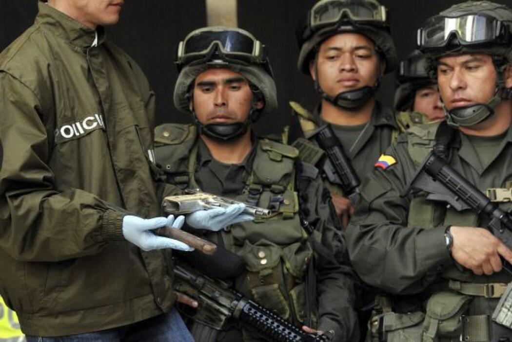 La maniobra que ejecutó el gobierno colombiano comenzó desde el 25 de di...