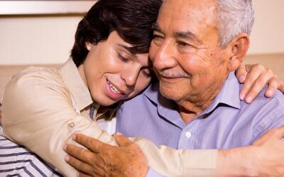 Joao Aguilera dice que quiere convivir con el hermano de su padre en México