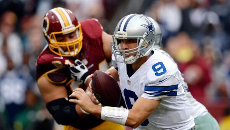 El quarterback de los Cowboys podría no jugar contra los Eagles.