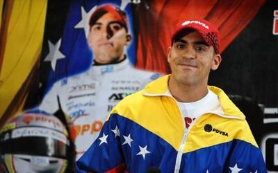 Venezuela vuelve a la élite del automovilismo y a la parrilla de salida...