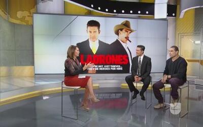 Fernando Colunga y Eduardo Yañez: Los Robin Hoods latinos de Hollywood