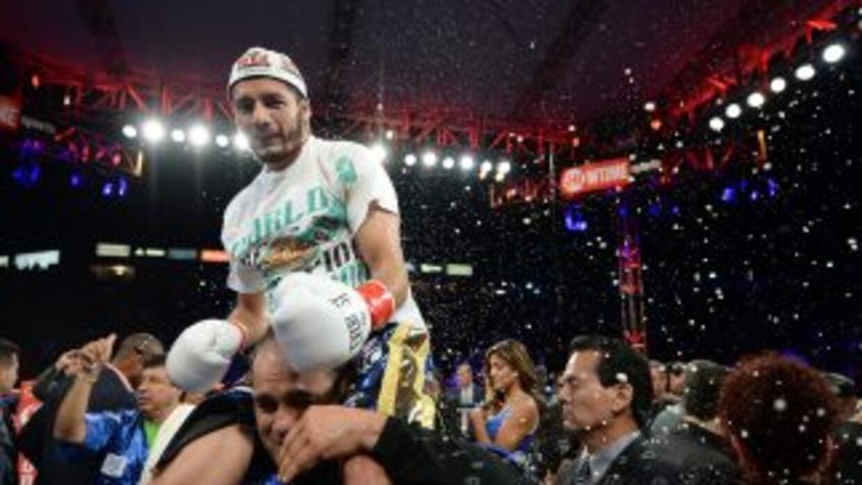 Jhonny confía en vencer a Russell Jr.