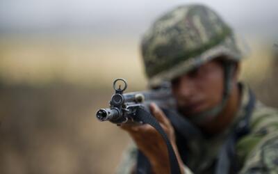 Sed, calor y sudor: este el centro de adiestramiento del Ejército Mexica...