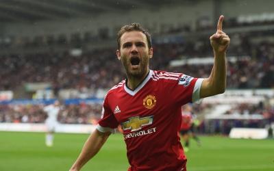 Juan Mata se ha convertido en una figura dentro del Manchester United.