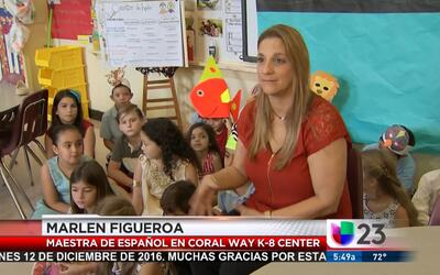 Club de Libros: Coral Way K-8 Center
