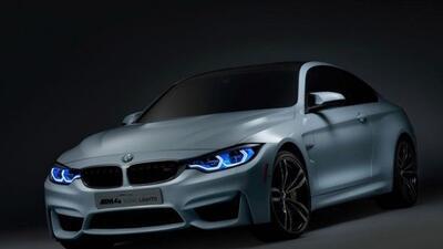 Con esta tecnología, BMW asegura un alcance del haz de luz de hasta 600...