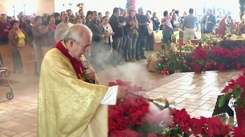 Comunidad hispana pidió protección para indocumentados en celebración de...