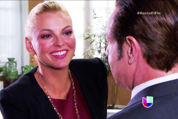 Eres una mujer afortunada Sofía, Chava te salvó la vida, te da consejos...