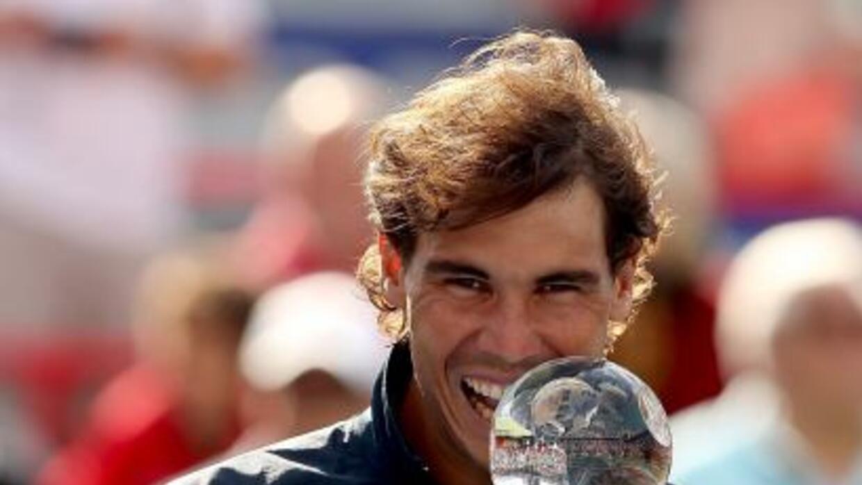 El español conquista el Masters 1000 de Montreal 2013.