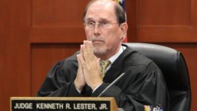 El juez a cargo del caso Trayvon Martin ordenó que se dé a conocer mater...