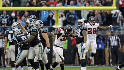 Highlights Semana 11: Atlanta Falcons vs. Carolina Panthers