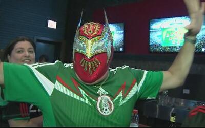 Mexicanos y Brasileros unidos en Chicago