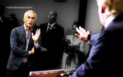 """Jorge Ramos: """"Si permanecemos neutrales con Trump, estamos normalizando..."""