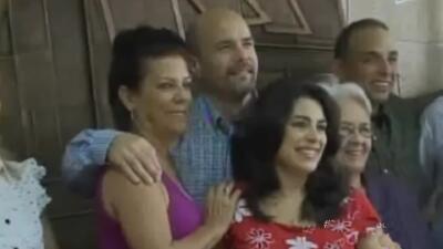 Llegaron a Cuba los espías liberados