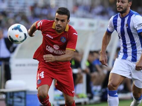 La Real Sociedad derrotó 2-0 al Getafe con gol y asistencia de Carlos Ve...