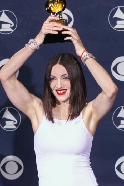 ¿Te acuerdas del color original del cabello de Madonna?