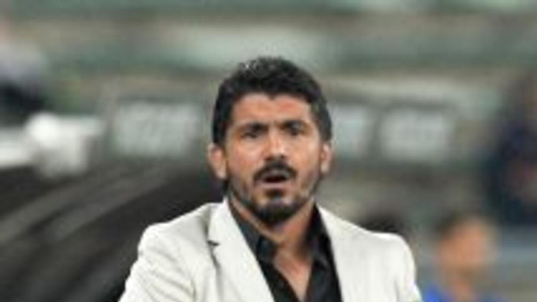 Gannaro Gatuso podría estar relacionado al arreglo de partidos.