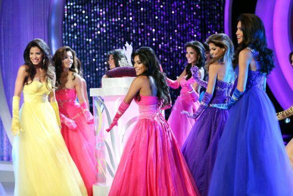 La tercera gala de Nuestra Belleza Latina abrió con el ya famoso...