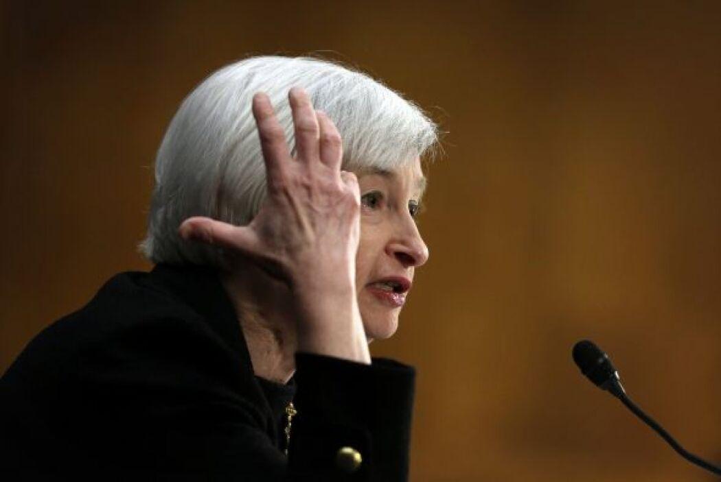 La Comisión Bancaria del Senado de EEUU aprobó  la nominación de Janet Y...