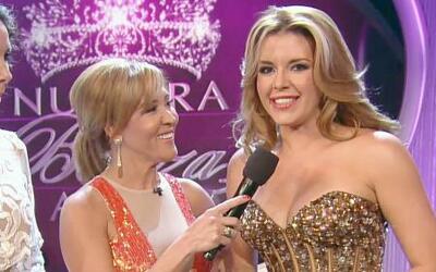 Alicia Machado aseguró que Aleyda es muy parecida a ella