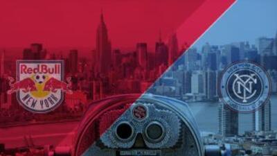 Nueva York está dividida: New York Red Bulls vs New York City FC