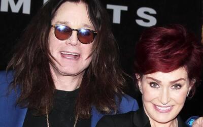 Ozzy y Sharon Osbourne se 'han enamorado nuevamente'
