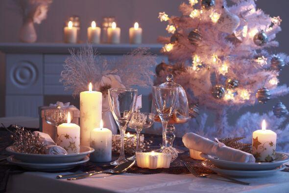Admítelo, te dicen Navidad y enseguida piensas en dos colores: rojo y ve...