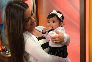 Baby Giulieta en Despierta