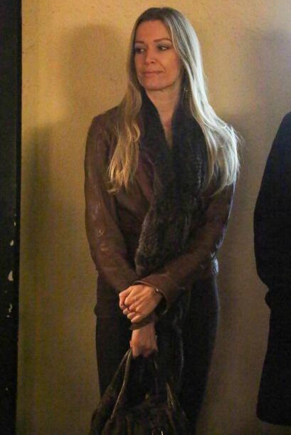 Nicole es muy guapa.