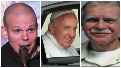 René Pérez pide al papa Franicsco por Oscar López Rivera