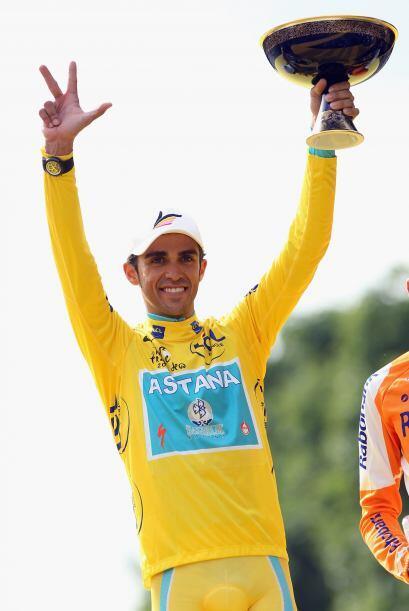 Además, es el séptimo corredor español en ganar la...