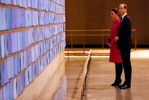 El Museo Memorial del 11 de Septiembre, dedicado a las vícitmas d...