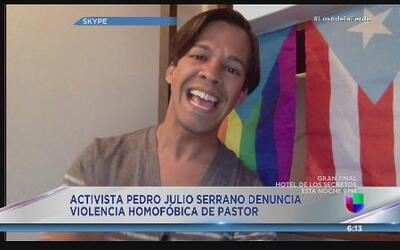 """""""Ya basta de usar la comunidad LGBTT de chivo expiatorio de agendas de o..."""