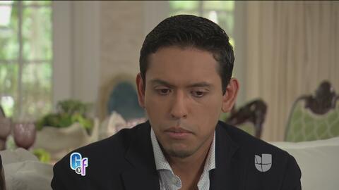 Iván Aguilera es el heredero universal de los bienes de Juan Gabriel, se...