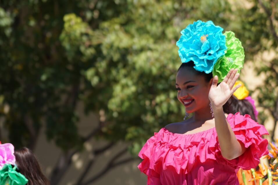 Miles festejaron la independencia de México en el tradicional defile en...