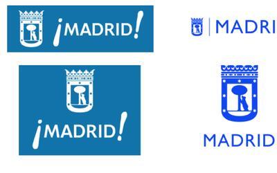 El logo antiguo a la izquierda y el nuevo, a la derecha.