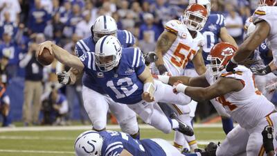 Highlights, Ronda de Comodines: Kansas City Chiefs vs. Indianapolis Colts