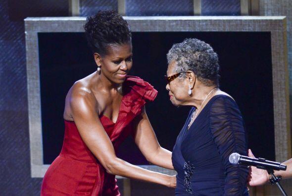 Michelle se ve ve fenomenal.  Aquí los videos más chismosos.