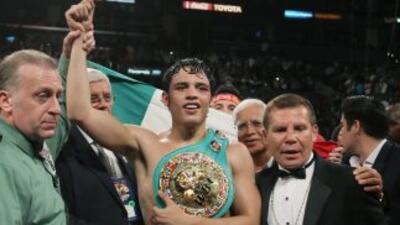 Esta será la tercera pelea de Julio César Chávez Jr en San Antonio, en d...