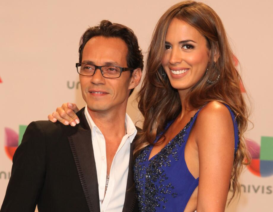 Marc Anthony y Shannon de Lima posponen su divorcio GettyImages-45931425...