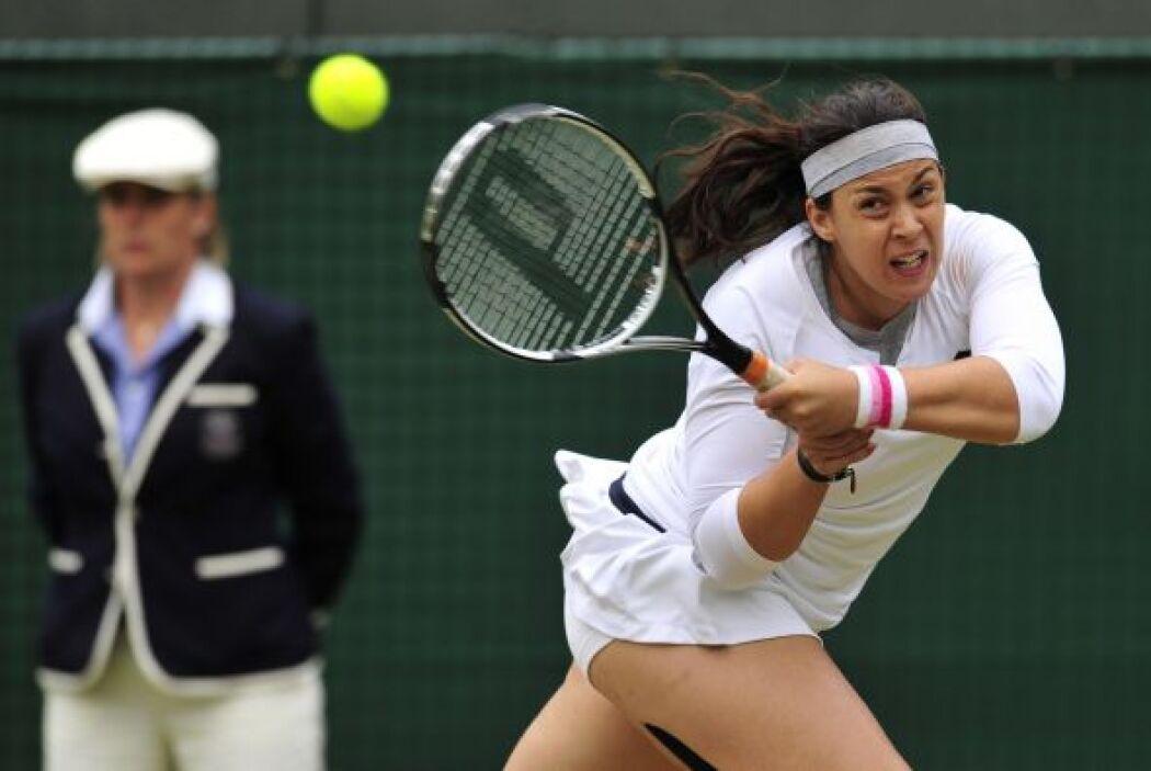 Flipkens tendrá como rival en semifinales a la francesa Marion Bartoli (...