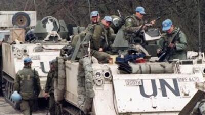 La ONU confirmó que un grupo armado de rebeldes sirios tiene retenidos a...
