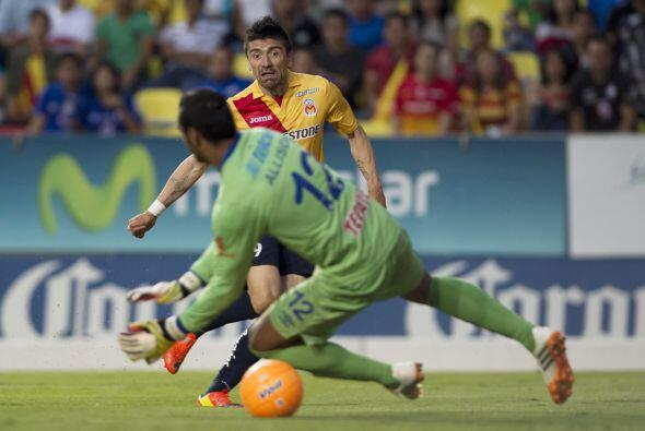 Héctor Mancilla: Hacía un buen rato que Mancilla no anotaba dos goles en...