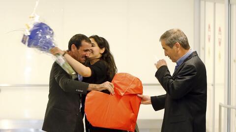 Ali Vayeghan, iraní expulsado de EEUU por la orden ejecutiva de...