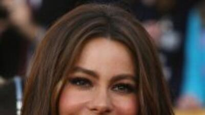 La actriz colombiana Sofía Vergara se ha convertido en la reina latina d...